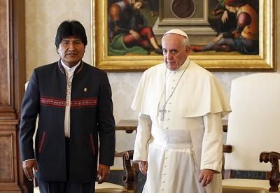 Más de 2.000 médicos formarán dispositivo de salud en Bolivia por visita papa