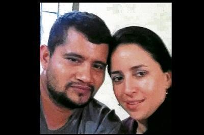 Danny García  festeja en familia