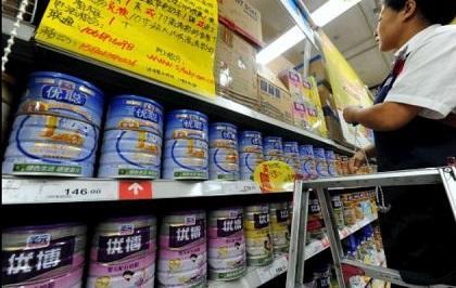 China exige a empresas retirar del mercado leche para bebés