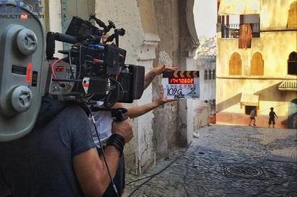 Daniel Craig graba escenas de 'Spectre' en Marruecos