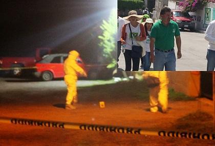 Asesinan a balazos a alcalde electo de un estado de México