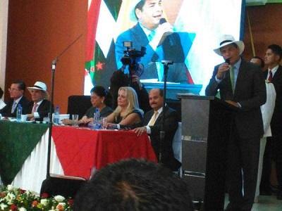 Celebran 191 años de provincialización de Manabí con una sesión solemne