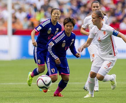Japón, el último en clasificarse  a cuartos  de final