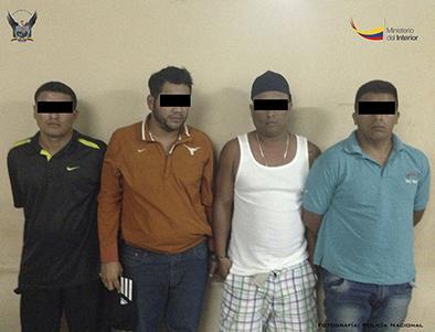 Los capturan con tres kilos de cocaína  escondidos en un taxi