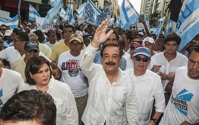 Jaime Nebot: 'El país de Correa se acabó'