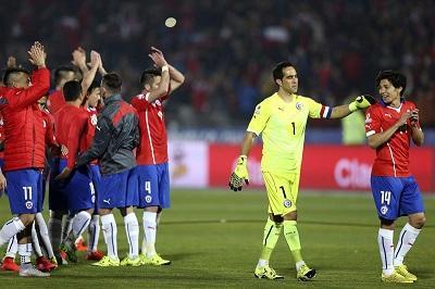 Chile no llegaba a las semifinales desde Colombia 2001
