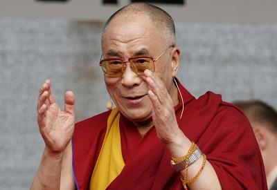 El Dalai Lama es invitado de honor al festival musical británico de Glastonbury