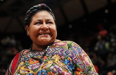 Rigoberta Menchú pide un desarrollo alternativo frente a la desigualdad