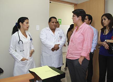 Inauguran el primer Centro de salud tipo A