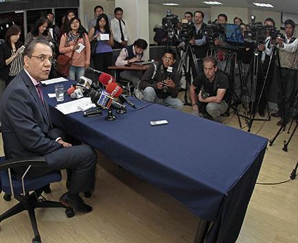 Denuncian falta de libertad de prensa en ecuador y otros países
