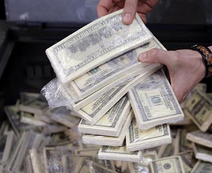 El control de  lavado de  dinero mejora