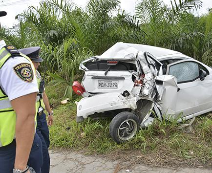 Hubo dos heridos en accidentes de tránsito diferentes