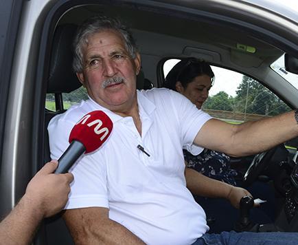 Juan Ramón silva llega a Portoviejo para hacerse cargo de La Capira