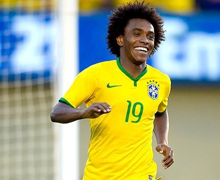 """Willian pide tener """"cuidado"""" con la selección paraguaya"""