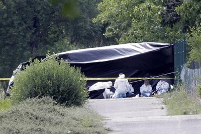 Hallan a un hombre decapitado y varios heridos en atentado en Francia