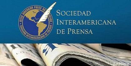 La SIP condena las 'amenazas' del Gobierno de Ecuador contra Fundamedios