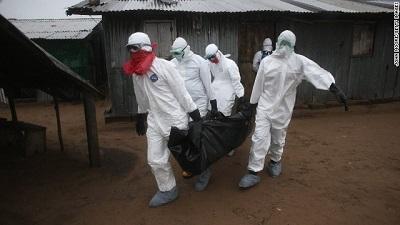 Un nuevo test revela en minutos el contagio de ébola