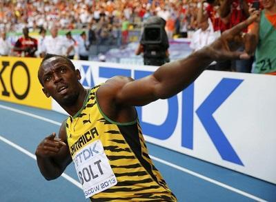 Usain Bolt se retira del Campeonato Nacional de Atletismo de Jamaica