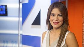 Liz Valarezo se prepara para volver a trabajar