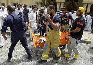 Oleada de atentados en tres continentes
