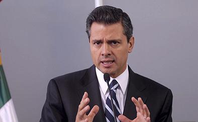 Peña Nieto es operado de la  vesícula