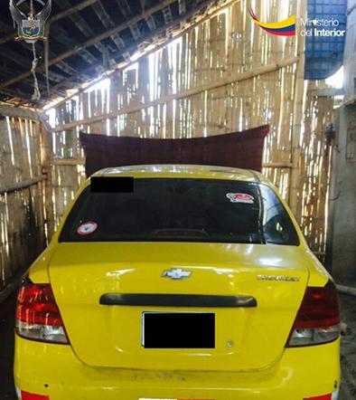 Recuperan en Charapotó  dos vehículos robados