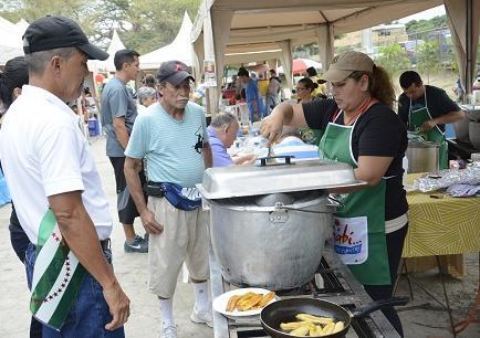 Ciudadanos disfrutaron del festival Soy de Manabí