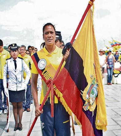 Ecuador tiene su equipo para Toronto