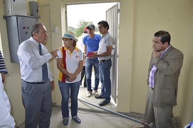 San Antonio tiene tres  meses sin el servicio  de agua potable