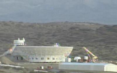 Polémica en Argentina por la construcción de una estación espacial china