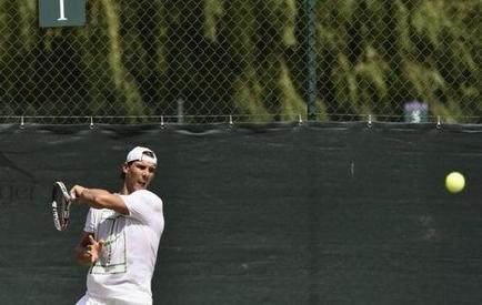 Nadal debuta en Wimbledon frente al brasileño Thomaz Bellucci