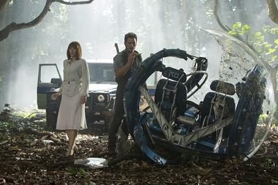 'Jurassic World' sigue dominando la taquilla estadounidense