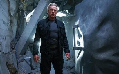 A Arnold Schwarzenegger no le agradó 'Terminator Salvation'