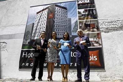 Construirán diez nuevos hoteles