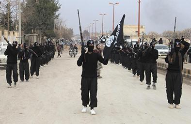 Estado islámico quiere a bagdad