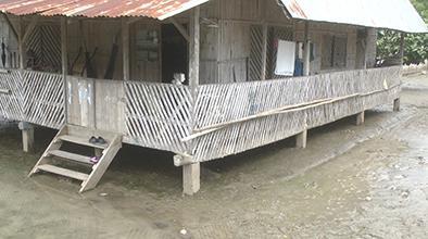 Permanentes inundaciones afectan a moradores