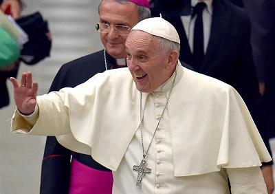 El papa recuerda que viajará a su 'tan querida' América Latina