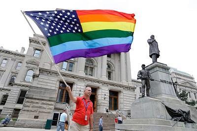 Funcionarios de algunos estados de EE.UU. niegan el matrimonio a homosexuales