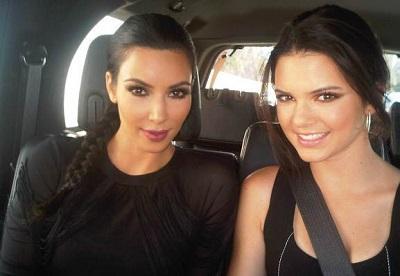 Kendall y Kim son hermanas y también rivales