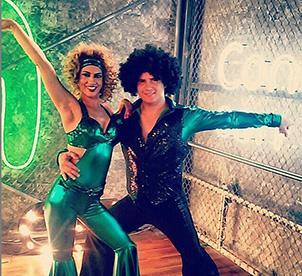 'Bailamos' llega a su fase final con 6 parejas en competencia
