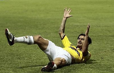 Ismael Blanco es la estrategia de Barcelona, según Almada