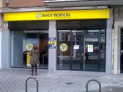 banco pichincha abrir tres nuevas oficinas en espa a el
