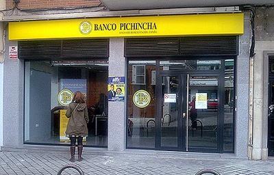 Banco pichincha abrir tres nuevas oficinas en espa a el for Banco espirito santo oficinas
