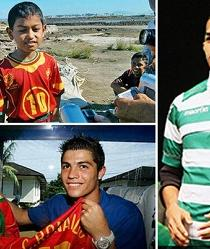 Niño que sobrevivió a tsunami jugará en el Sporting de Lisboa