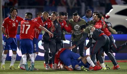 ¡CHILE CAMPEÓN! Los chilenos se consagran en la Copa América por primera vez