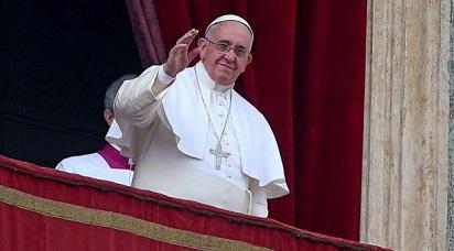 Gobierno e Iglesia tienen todo listo para recibir al papa Francisco