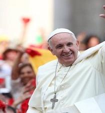 El segundo papa en visitar el país