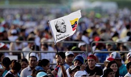 El papa Francisco celebrará misa en Guayaquil y se verá con un amigo jesuita