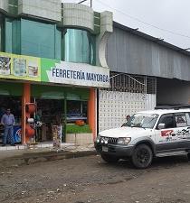 La UPC dio tranquilidad al barrio Virgen del Cisne