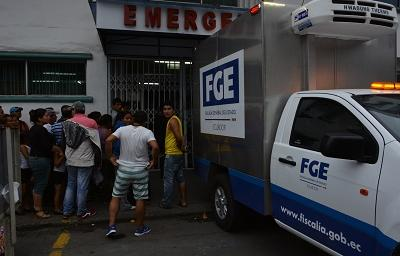 Menor muere atropellado por un bus en Santo Domingo